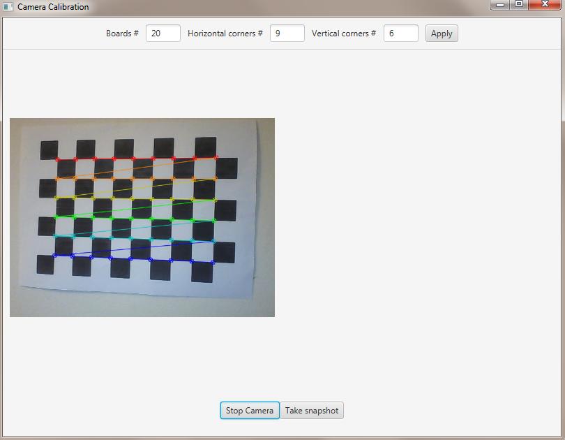 Camera Calibration — OpenCV Java Tutorials 1 0 documentation