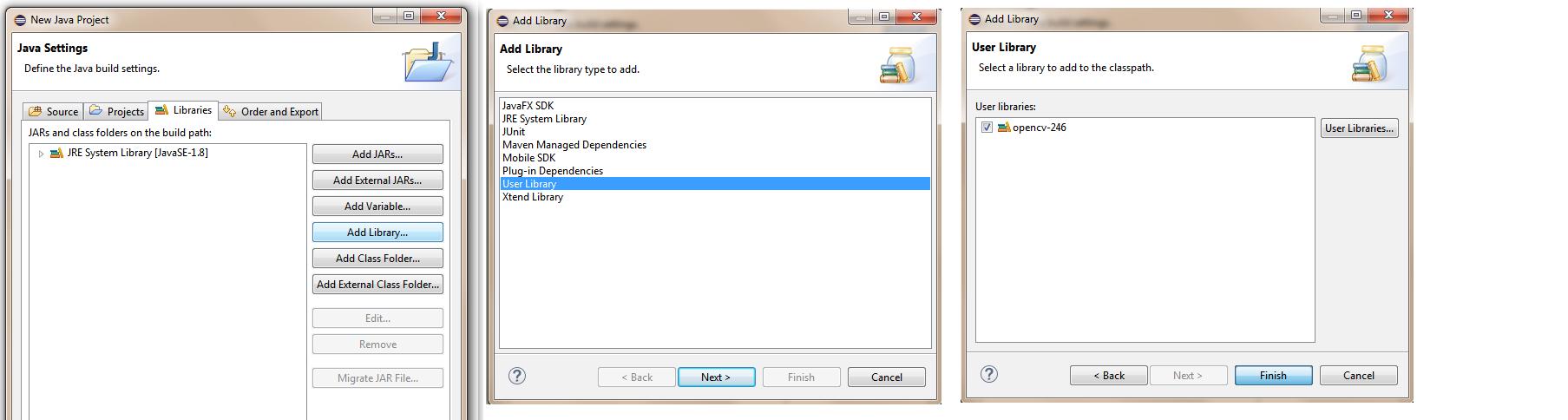 First JavaFX Application with OpenCV — OpenCV Java Tutorials 1 0